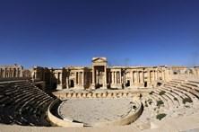 Daesh destruiu dois monumentos em Palmira