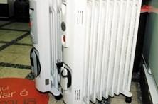Aumentos de 100 por cento na venda de aquecedores