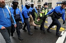 95 detidos em protestos anti-Trump