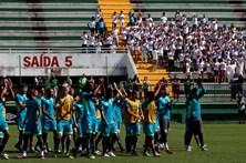 """Diretor executivo da Chapecoense diz que clube """"recusou morrer"""""""
