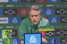 Jorge Jesus diz manter excelente relação com Bruno de Carvalho