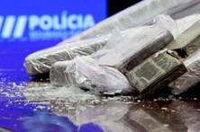 Sete pessoas detidas por tráfico de droga