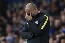 Guardiola admite que pode não ser suficientemente bom para o City