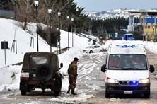 Cinco vítimas mortais na avalanche que soterrou hotel em Itália