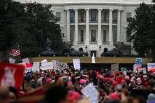 'Marchas das Mulheres' contra Trump encheram ruas dos EUA