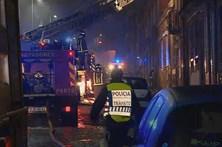 Comandante dos Sapadores Bombeiros do Porto faz balanço do incêndio