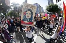 Mais de dois milhões nas 'Marchas das Mulheres' nos EUA