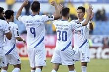 Feirense impõe sexta derrota consecutiva ao Estoril