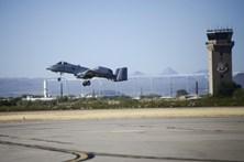 Tiroteio encerrou base aérea nos EUA