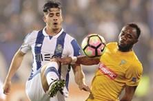 FC Porto a um ponto do Benfica