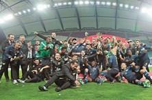 Moreirense é o campeão de inverno