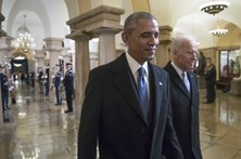 """Obama diz que """"valores americanos estão em risco"""""""