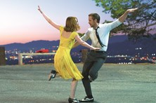 'La La Land' na linha da frente dos prémios BAFTA