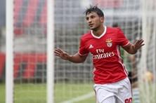 Benfica empresta João Carvalho ao Vitória de Setúbal