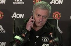 José Mourinho foge de italiana
