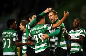As melhores imagens do Sporting - Feirense