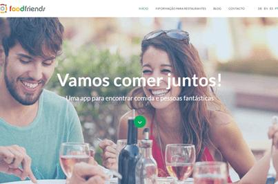 Tinder para jantar com desconhecidos já chegou a Portugal