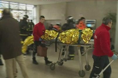 Acidente com barco no Terreiro do Paço faz 34 feridos