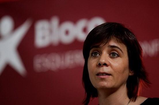 Catarina Martins insiste na necessidade de travar o crescimento dos eucaliptos
