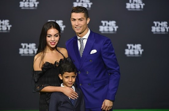 Ronaldo quer filho com Georgina
