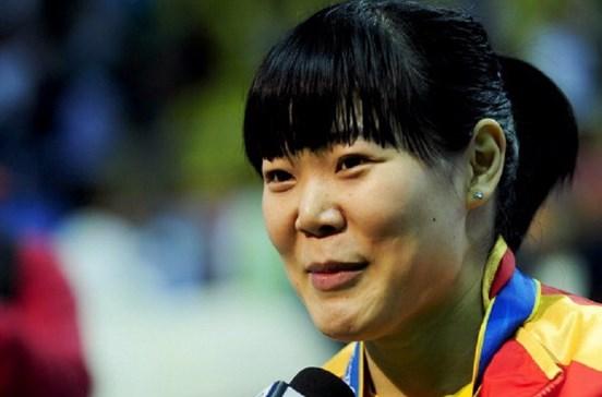 Três halterofilistas chinesas perdem ouros conquistados em Pequim2008