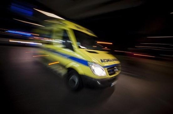 Perseguição policial acaba em acidente com quatro feridos graves