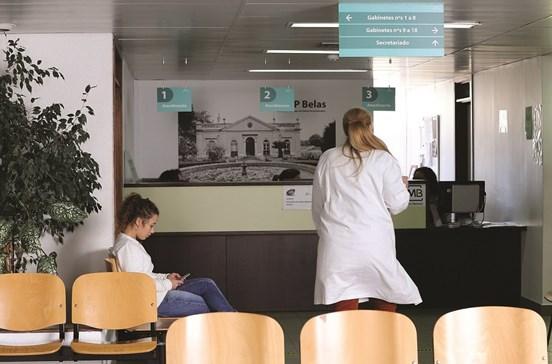 Falhas de centros de saúde entopem urgências