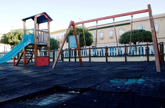 Parques infantis vão ser alvo de obras em 2017