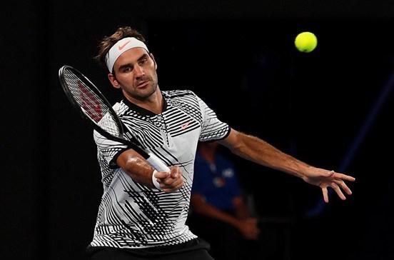 Murray e Federer seguem em frente no Open da Austrália