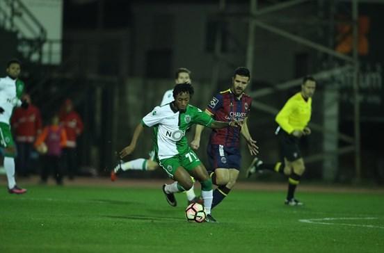 Sporting eliminado da Taça de Portugal
