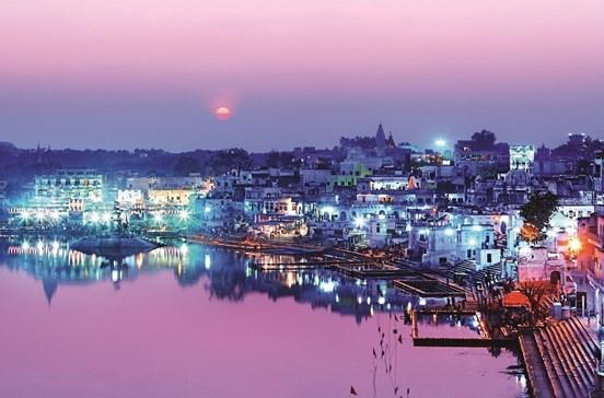 Índia abençoada