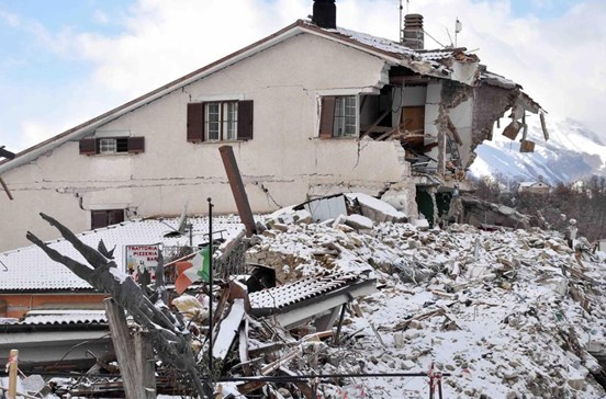 Metro de Roma evacuado após sismos no centro de Itália