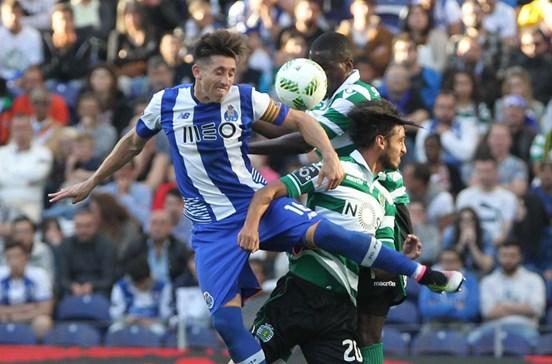 FC Porto-Sporting marcado para 4 de fevereiro