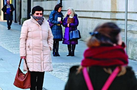 Frio provoca mais 197 mortes em dois dias