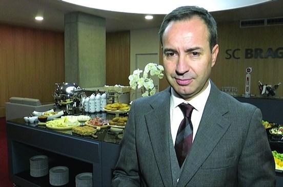 Sporting de Braga contra desperdício de alimentos