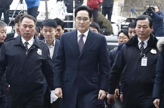 Justiça da Coreia do Sul rejeita prender herdeiro da Samsung