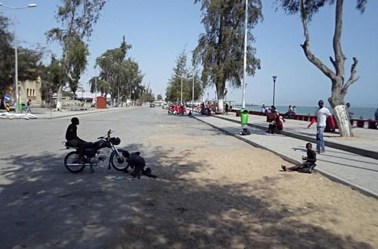 Jovem português morto a tiro em assalto em Angola