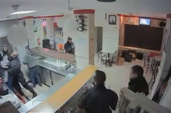 Mulher detida por ameaçar militares da GNR em café