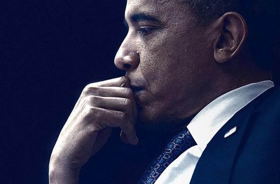 Barack Obama na primeira pessoa