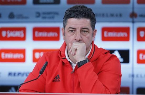Rui Vitória renova com o Benfica até 2021
