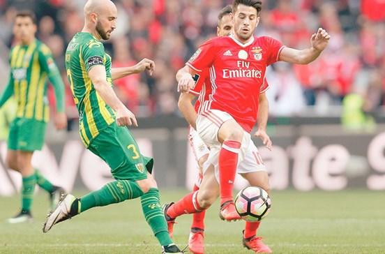 Pizzi abriu caminho para goleada do Benfica