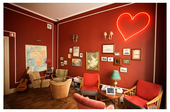 Melhor hostel do mundo fica em Lisboa