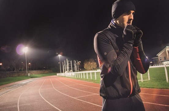 Combater o frio com atividade física