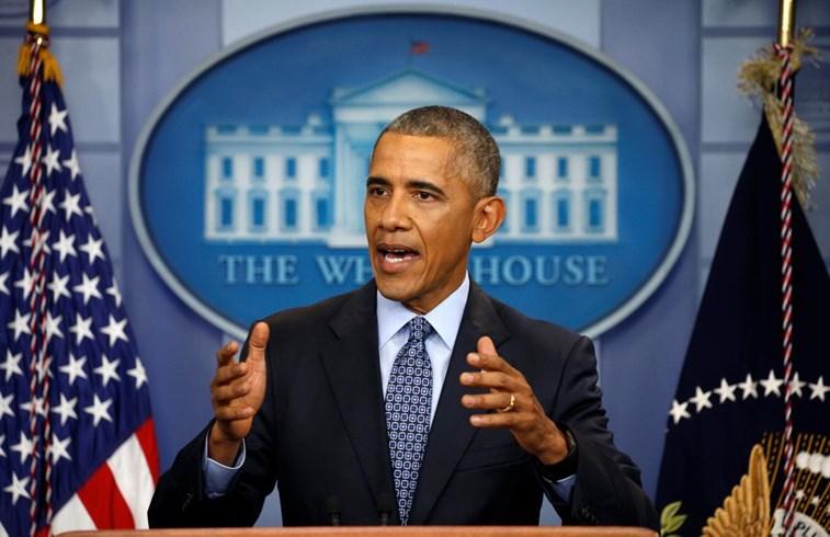Resultado de imagem para Obama pede coragem ao Congresso para salvar programa de saúde