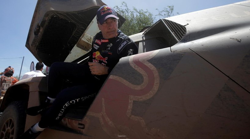 Carlos Sainz volta às pistas do Rali de Portugal, onde se estreou há 30 anos