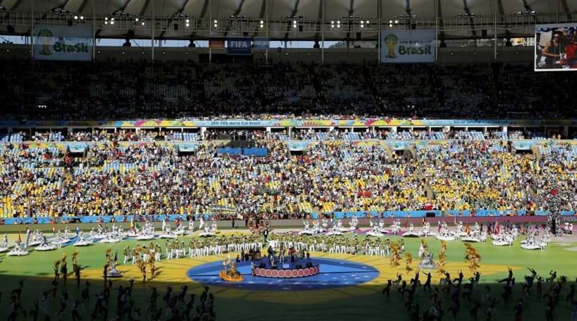 Polícia brasileira investiga roubos no estádio Maracanã