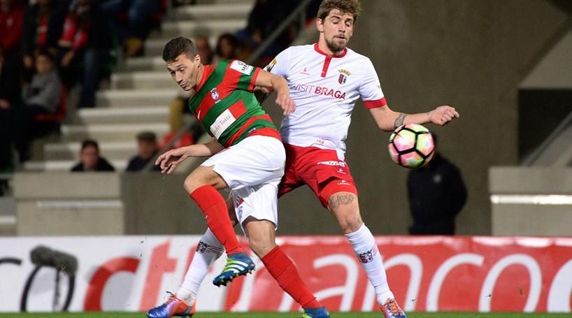 Braga marca nos descontos e garante fase final da Taça da Liga
