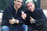 Cristiano Ronaldo celebra aniversário a triplicar