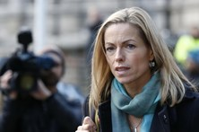 Mãe de Maddie ignorou perguntas da Judiciária