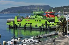 'Ferry' avariado esteve cerca de três horas parado no rio Sado